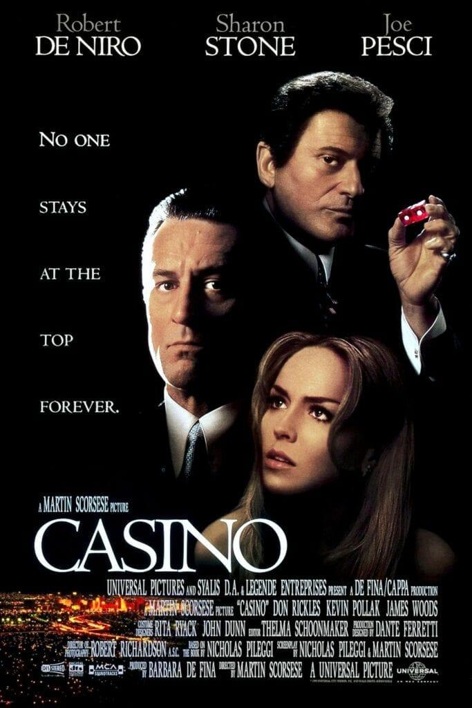 Affiche film Casino
