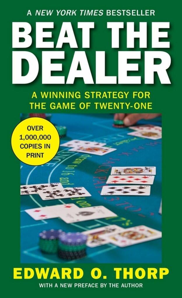beat the deal, livre sur les stratégies au blackjack