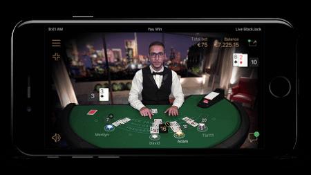 blackjack mobile live-