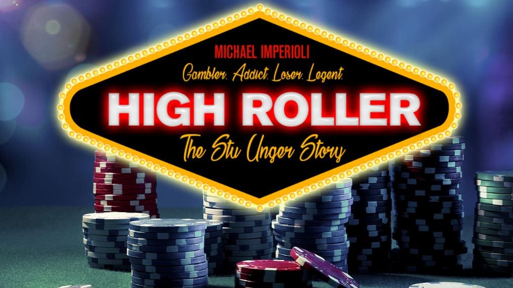 hight roller film biopic joueur de blackjack Stu Ungar