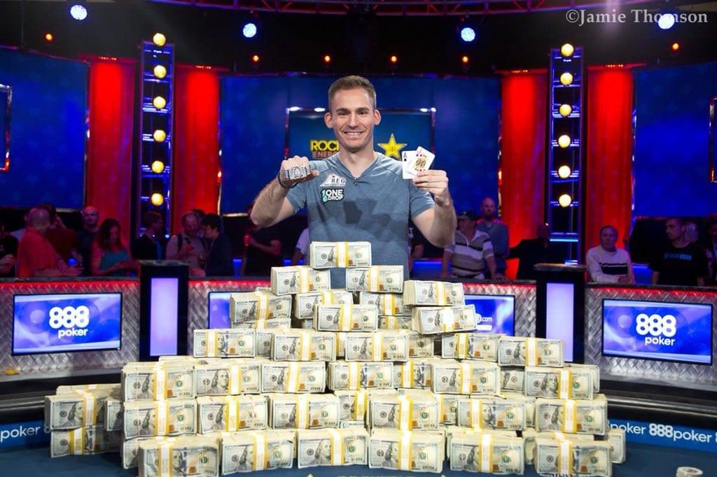 Justin Bonomo Poker victoire