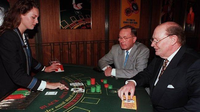 kerry packer, plus gros gagnant dans l'histoire du blackjack