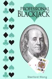 "livre ""Professionnal Blackjakck"" de Stanford Wong"