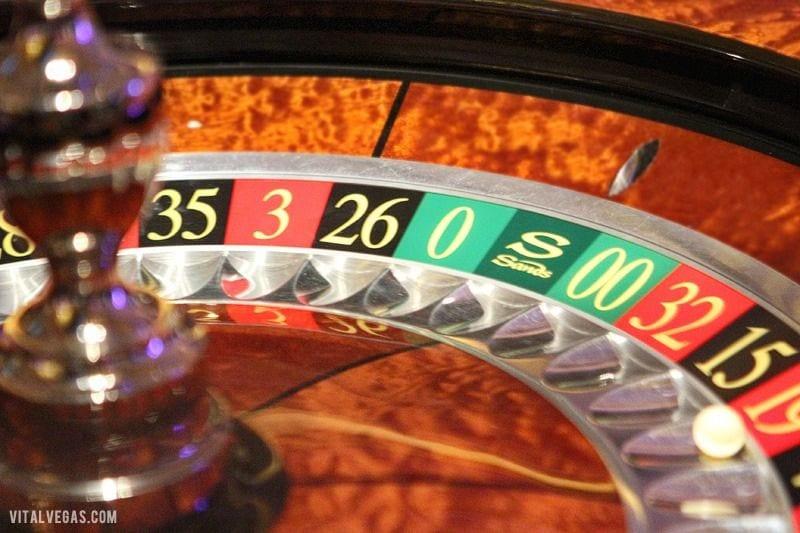roulette américaine double zéro