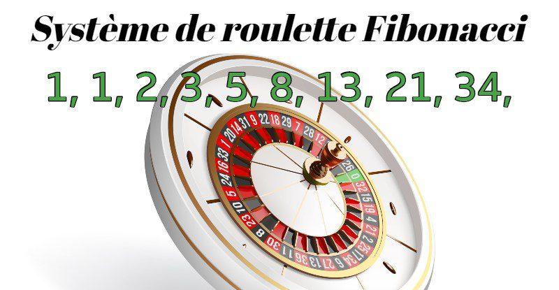 Fibonacci roulette