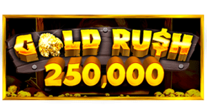 Gold Rush Scratchcard Pragmatic play