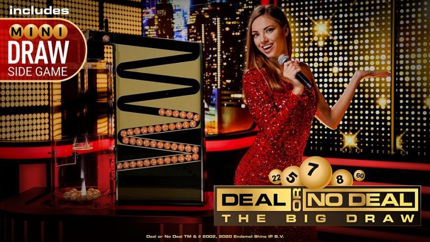 Deal or No Deal – The Big Draw