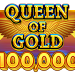 Queen of Gold Scratchcard pragmatic play