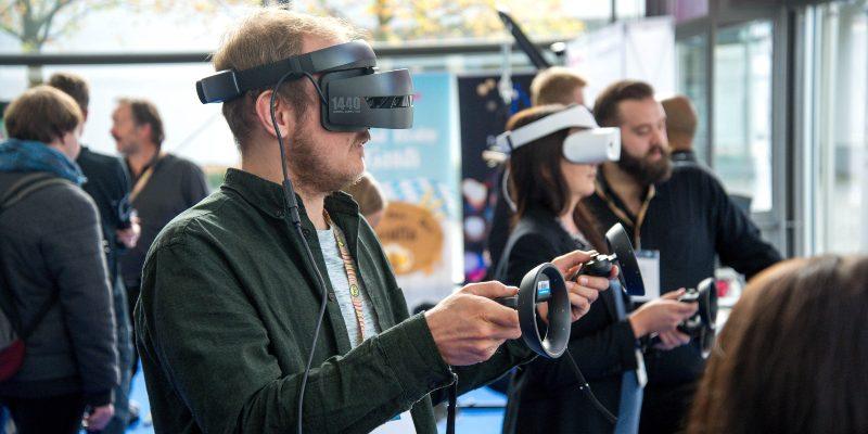 Roulette et réalité virtuelle