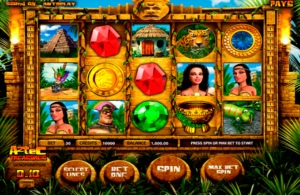 betsoft Aztec Treasures