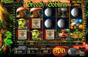 betsoft Greedy Goblins