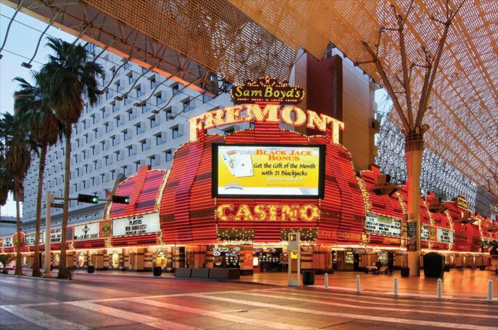 Fremont Hotel & Casino à Las Vegas