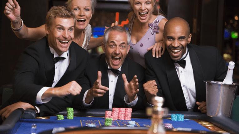 jeu de roulette dans un casino