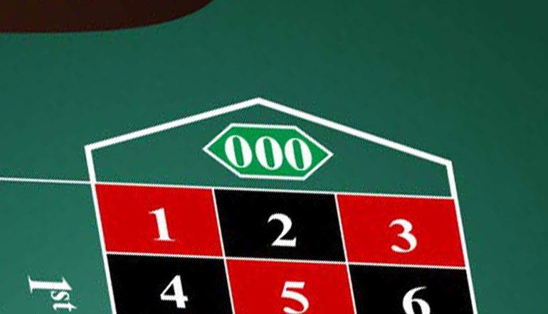 roulette mexicaine triple zéro