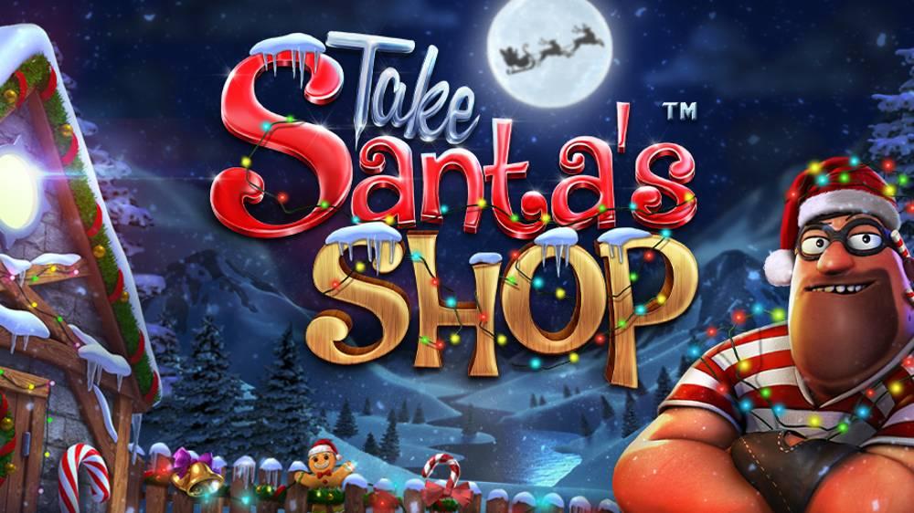 Take Santa's Shop de Betsoft