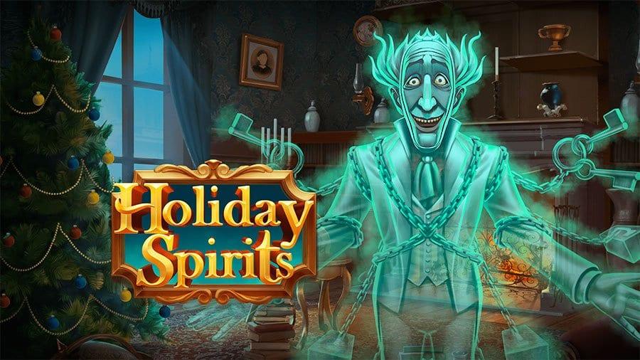 Holiday Spirits de Play'n Go