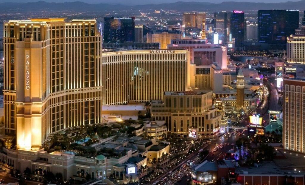 Le Las Vegas Sands