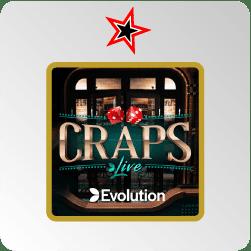 craps live evolution