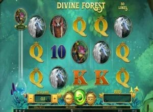 spinomenal Divine Forest