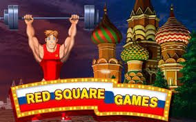 spinomenal Red Square Games