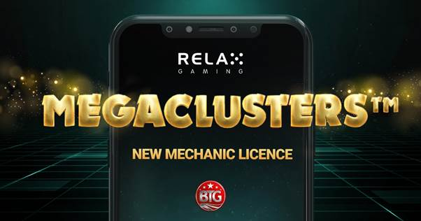 relax gaming megaclusters