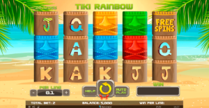 spinomenal Tiki Rainbow