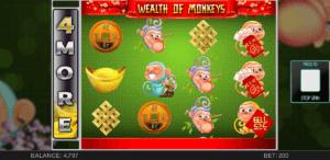spinomenal Wealth of Monkeys