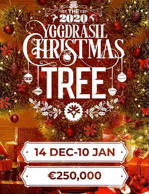 yggdrasil christmas tree