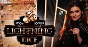 Lightning Dice evolution gaming