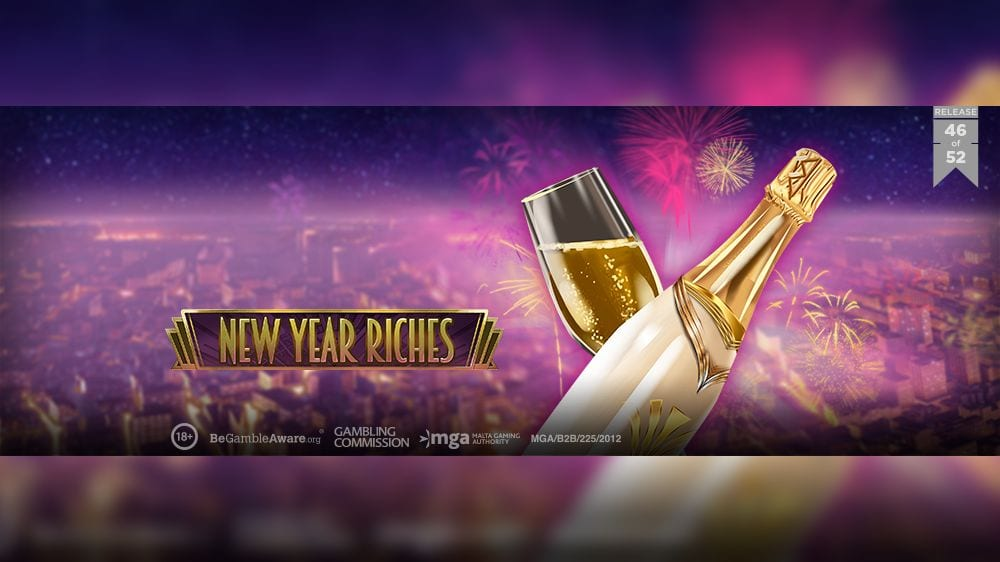 New Year Riches Play'n Go