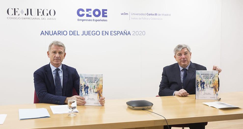 anuario del juego espana 2020