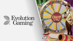crazy time le jeu de hasard en direct evolution gaming