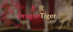 le jeu de casino dragon tiger live de evolution gaming