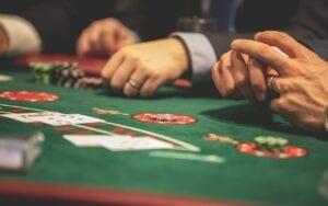 tapis de blackjack