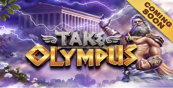 Take olympus Betsoft
