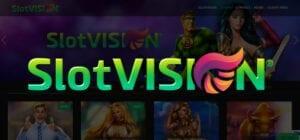 slotvision logiciel de jeu d'argent en ligne logo