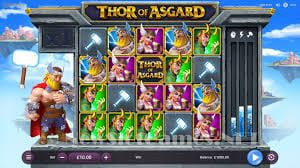 Revolver Gaming Thor of Asgard
