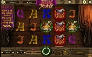 booming games Wild Jester slot