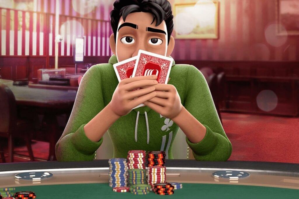 joueur poker