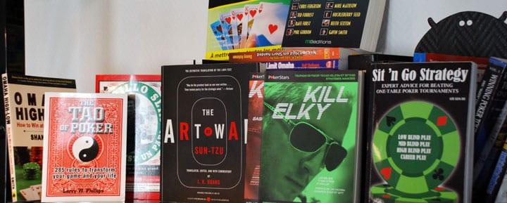 livres poker