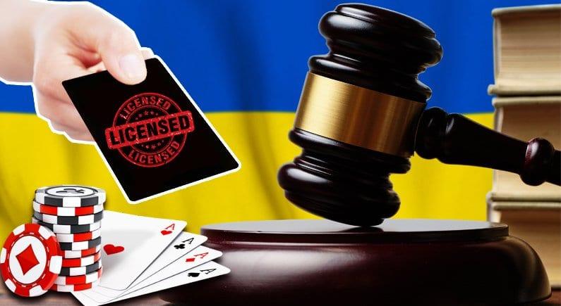 ukraine licence de jeu