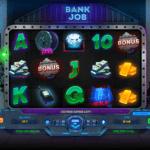 machines à sous Bank Job