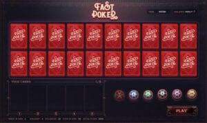 Fast Poker Smartsoft Gaming