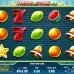 Fruits and Stars 40 machine à sous de Fazi