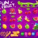 Fun Fruit machine à sous