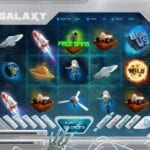 Machine à sous Galaxy Slot