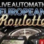 Live European Roulette fazi