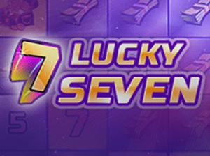 Lucky Seven jeu de grattage smartsoft gaming