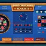 Personal Mini Roulette SmartSoft Gaming