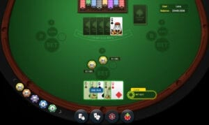 Russian Poker Smartsoft Gaming